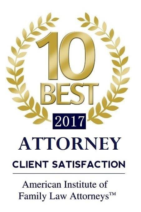 10 best attorney award for client satisfation